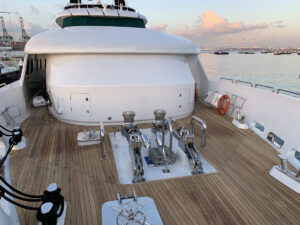 Yacht cleaning product