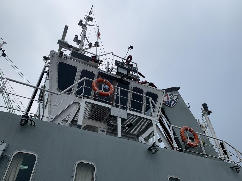 Aquablu pilotage service